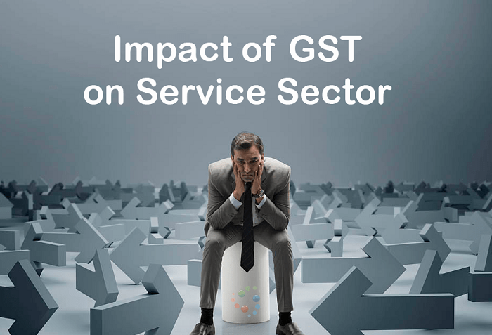 A Service Provider Thinking About The Impacts Of GST In His Business.