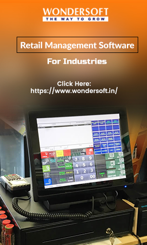 Best Retail Management Software For Industries On Display.
