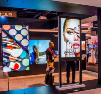 Significance Of Digital Signage In Various Industries.